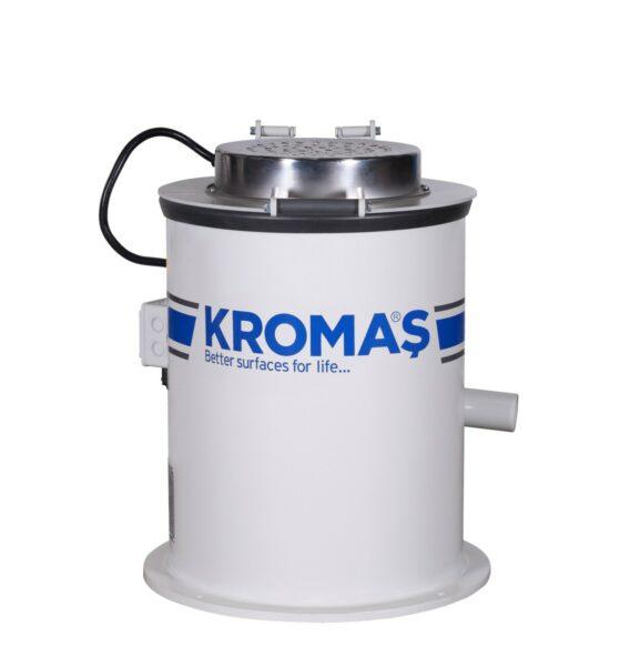 Centrifugeuses d ebavurage polissage Machines capacite 50–100l