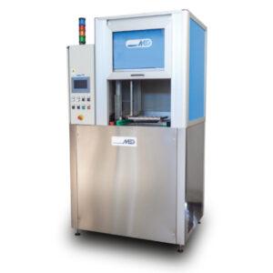 Machine de coating pour cartes electroniques