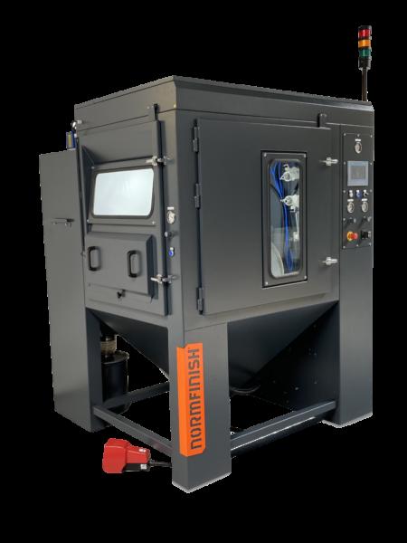 Normfinish 3D-print straalcabines