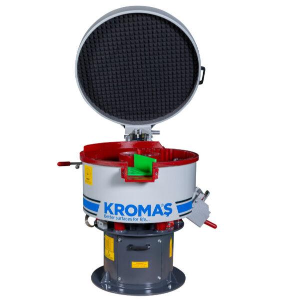 Vibrateurs circulaires avec couvercle acoustique