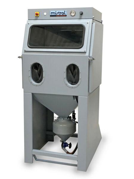 Mistral drukstraalcabine MP02